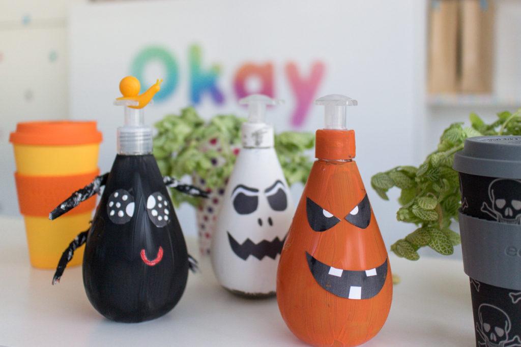 Diy Strasni Ukrasi Za Halloween Iz Prazne Ambalaze Okay Hr