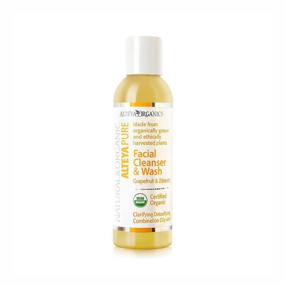 gel za čišćenje lica grejp