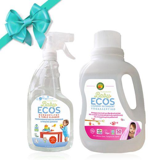 Ecos poklon set mini